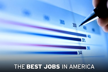 America's Best Jobs for 2010