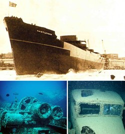 Science of the Sea-A Closer Look at Shipwrecks