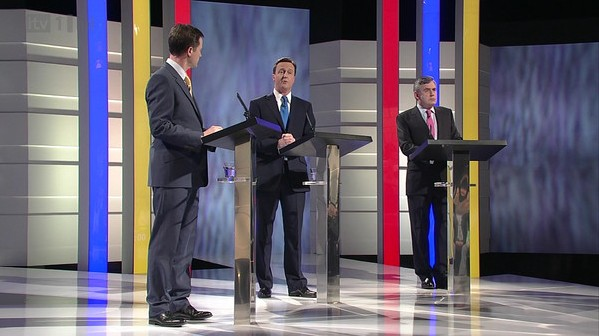 UK General Election:First TV Debates
