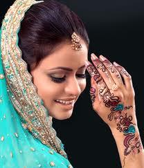 Mehndi Girls