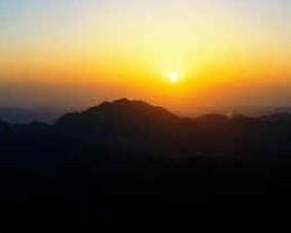Mt. Sinai 西奈山