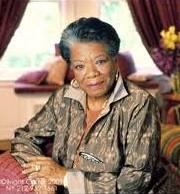 Maya Angelou 玛雅·安吉罗