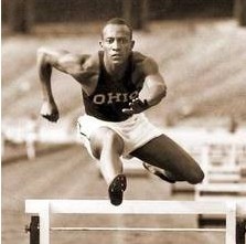 Jesse Owens — Buckeye Bullet