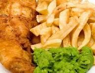 炸鱼薯条(fish & chips)