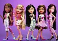 Bratz Dolls 贝兹娃娃