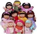 Cabbage Patch Kids 卷心菜娃娃