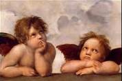 """帆布上的""""天使""""Angels on Canvas"""