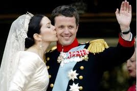 Frederik, Crown Prince of Denmark and Mary Donaldson