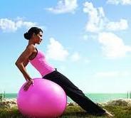 瑜伽:为身心减压 Yoga - A Great Workout for Mind and Body