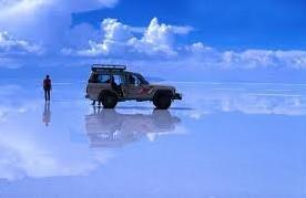 Uyuni Salt Flat 乌尤尼盐沼