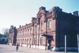 Karosta Cietums (卡罗斯塔监狱)