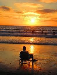大海之恬美 Beauty and 1)Serenity of the Ocean